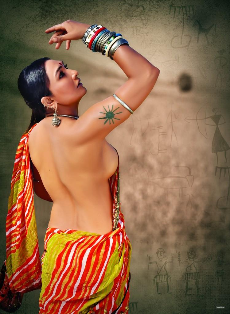Hindu naked girl