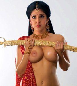 Sonarika Bhadoria Nude Photos
