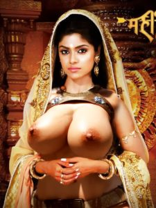 Indian TV Actress Nude XXX Photos